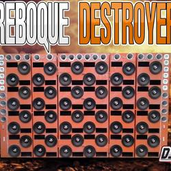 CD REBOQUE DESTROYER VOL 6 DJ IGOR FELL