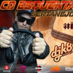 dj k8 cd Esquenta Sertanejo vol.1 2019