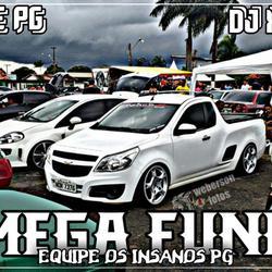 EQUIPE OS INSANOS PG MEGA FUNK - DJ XAND