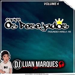 CD Equipe Os Desejados - Vol 4