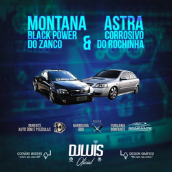 CD Astra Corrosivo & Montana Black Power