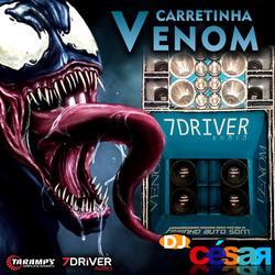CD Carretinha Venom