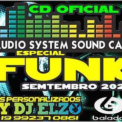 CD AUDIO SYSTEN SOUND FUNK SET 2020