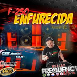 CD F250 Enfurecida - DJ Frequency Mix