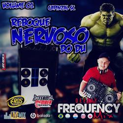 CD Reboque Nervoso do Du -Frequency Mix