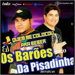 CD BAROES DA PISADINHA 2020 SO AS MELHORES