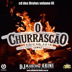 CD DOS BRUTOS VOLUME III