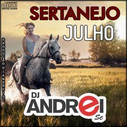 CD Sertanejo Julho 2019
