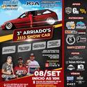 3 Arriados Show Car - DJ Luan Marques - 01