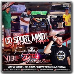 CD SPORT MIND VOL02 DJ MARCIO FOPPA