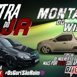 CD VECTRA DO JR E MONTANA DO WILSON
