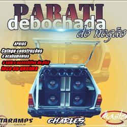 CD PARATI DEBOCHADA DO NEGÃO