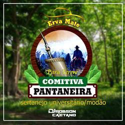 CD Erva Mate Comitiva Pantaneira