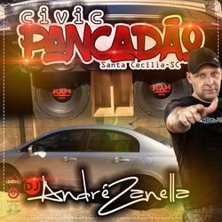 CD CIVIC PANCADAO DJ ANDRE ZANELLA