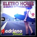 01-CD ELETRO-HOUSE E DANCE INTERNACIONAL VOL 34 -