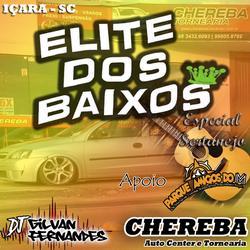 CD Elite dos Baixos - Especial Sertanejo