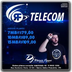 CD RF TELECOM VOL02 DJ MARCIO FOPPA