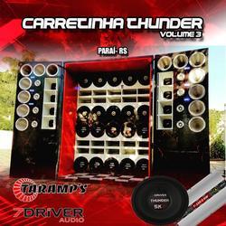 Carretinha Thunder Volume 3