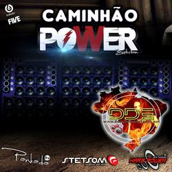 CD Caminhão Power DJ Pankada Vol 01