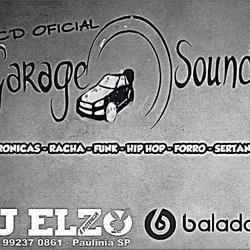 CD GARAGE SOUND SO AS TOP BY DJ ELZO