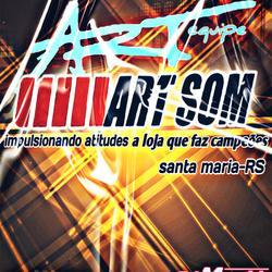 CD ART SOM SANTA MARIA-RS