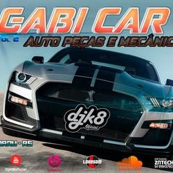 Cd Gabi Car vol.2 Set. 2019