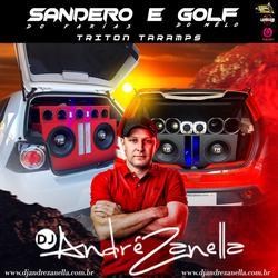 CD SANDERO DO FARIAS E GOLF DO MELLO