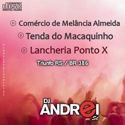 CD Com de Melancia Almeida Tenda MA
