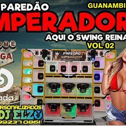 CD PAREDAO IMPERADOR VOL 02  BY DJ ELZO