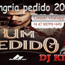 Mega Hungria - Pedido 2019 DJ Kinho Mix