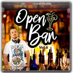 CD OPEN BAR VOL.6 - LANCAMENTOS