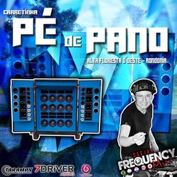 CD Carretinha Pe de Pano - Frequency Mix