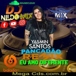 YASMIN SANTOS EU AMO DIFERENTE  DJ NILDO MIX REMIX