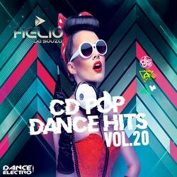 CD Pop Dance Hits Vol.20 ( DJ Helio De Souza )