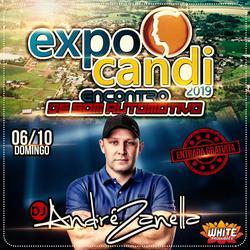 CD EXPOCANDI 2019 DJ ANDRE ZANELLA