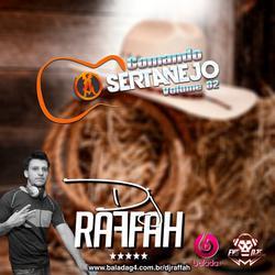 Comando Sertanejo Volume 02 - Dj Raffah