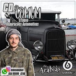 CD BY STUDIO COMUM REPARACOES AUTOMOTIVA