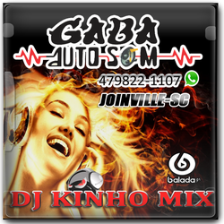 CD Gaba Autosom 2021 DJ Kinho Mix