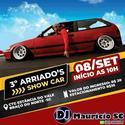 CD 3 ARRIADOS SHOW CAR - 00
