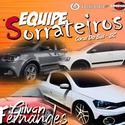 01 - Equipe Sorrateiros - DJ Gilvan Fernandes