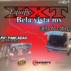 CD EQUIPE XXT DE BELA VISTA   DJ CHARLES SILVA