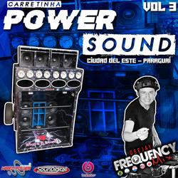 CD Carreta PowerSound Vol02 - Paraguai
