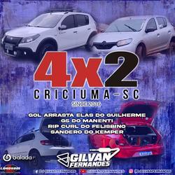 Especial Equipe 4x2 Criciuma