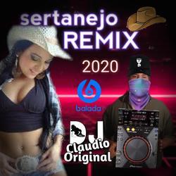 SERTANEJO REMIX 2020 DJC