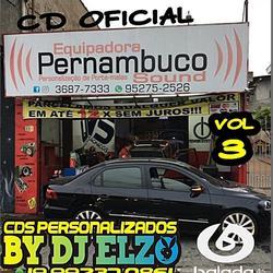CD PERNAMBUCO SOUND VOL 03 BY DJ ELZO