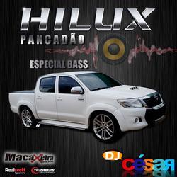 CD Hilux Pancadao Especial Bass