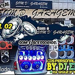 CD SOM D GARAGEM VOL 02