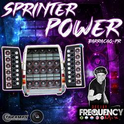 CD Sprinter Power - DJ Frequency Mix