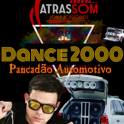 CD Dance 2000 Pancadao Automotivo Vol 1