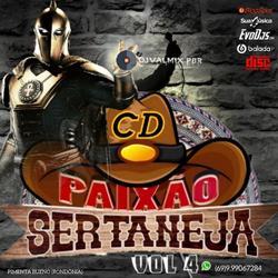 CD PAIXAO SERTANEJA VOL 4 SO AS MELHORES